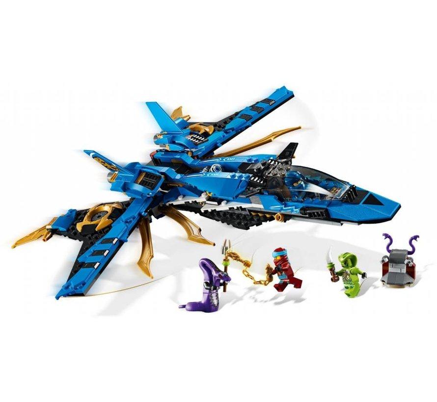 70668 Ninjago Jay`s Storm Fighter