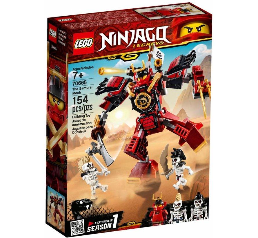 70665 Ninjago The Samurai Mech