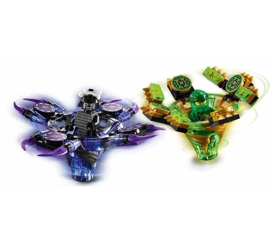 70664 Ninjago Spinjitzu Lloyd vs Garmadon