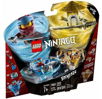 LEGO 70663 Ninjago Spinjitzu Nya en Wu