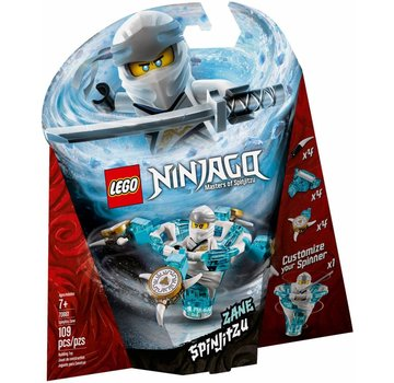 LEGO 70661 Ninjago Spinjitzu Zane