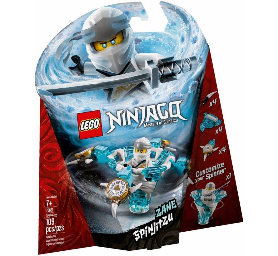 70661 Ninjago Spinjitzu Zane