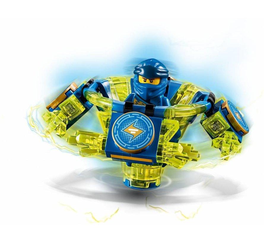 70660 Ninjago Spinjitzu Jay