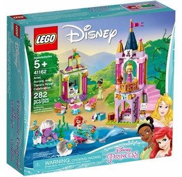 LEGO 41162 Disney Princess Ariels Aurora`s en Tiana`s koninklijke viering