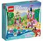 41162 Disney Princess Ariels Aurora`s en Tiana`s koninklijke viering