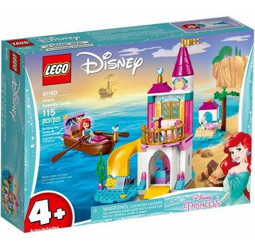 LEGO 41160 Disney Princess Ariels kasteel aan de kust