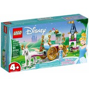 LEGO 41159 Disney Princess Assepoesters koetstocht