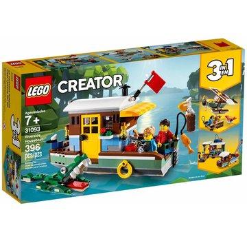 LEGO 31093 Creator Woonboot