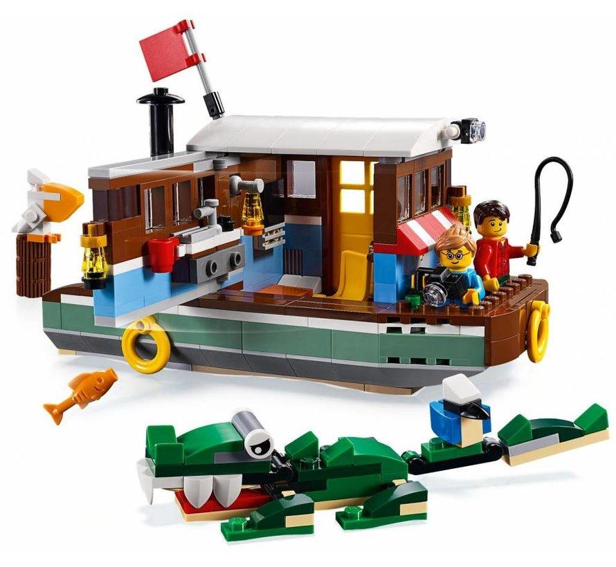31093 Creator Woonboot
