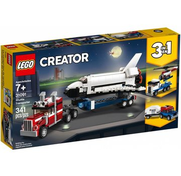 LEGO 31091 Creator Shuttle Transport