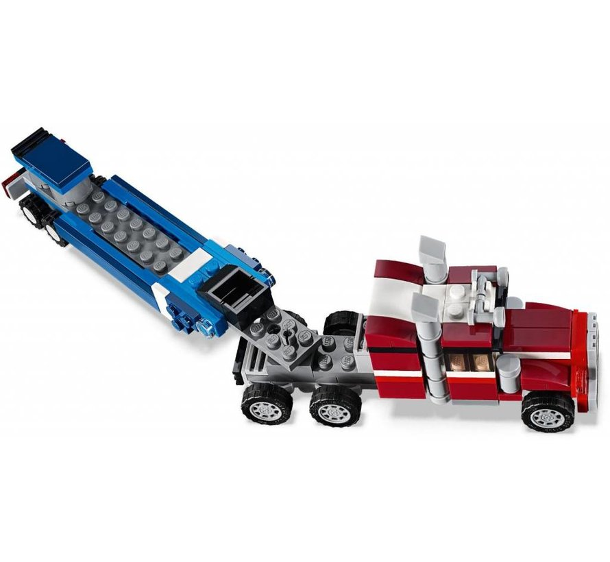 31091 Creator Shuttle Transport