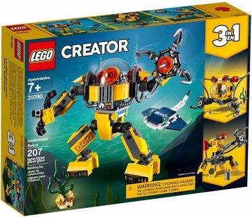 LEGO 31090 Creator Onderwater robot