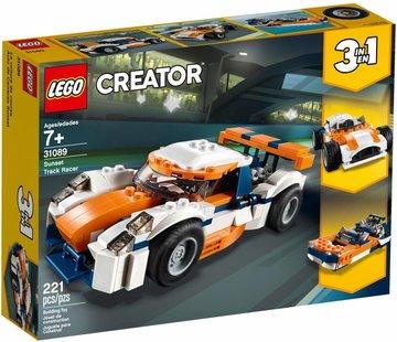 LEGO 31089 Creator Zonsondergang baanracer