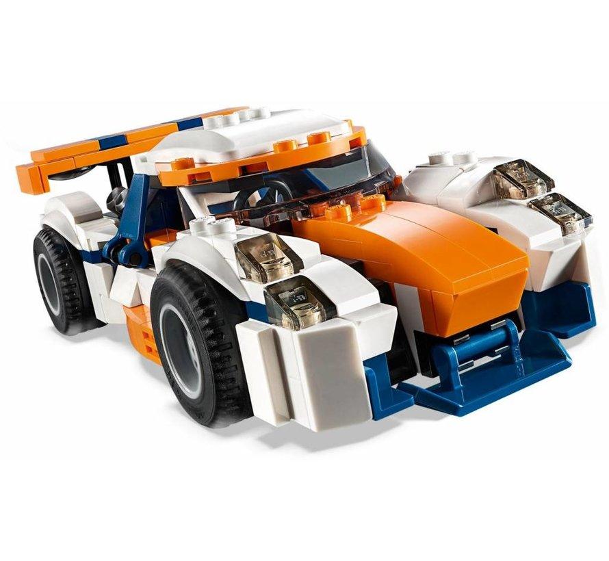 31089 Creator Zonsondergang baanracer