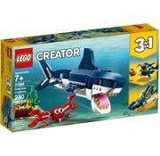 LEGO 31088 Creator Diepzee wezens