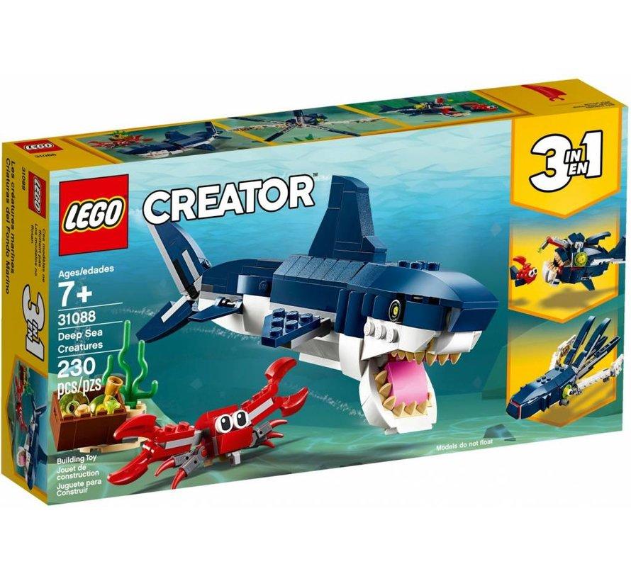 31088 Creator Diepzee wezens