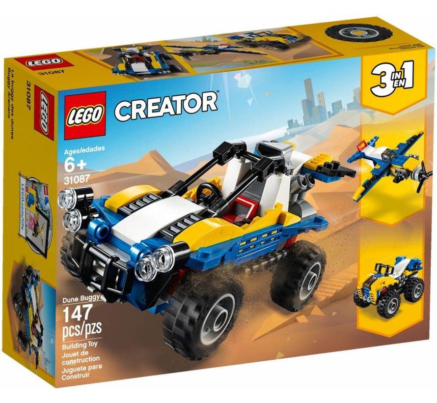 31087 Creator Dune Buggy