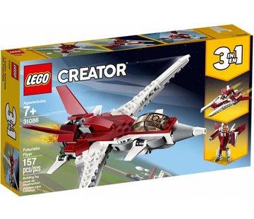 LEGO 31086 Creator Futuristisch vliegtuig