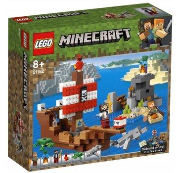 LEGO 21152 Minecraft Avontuur op het piratenschip