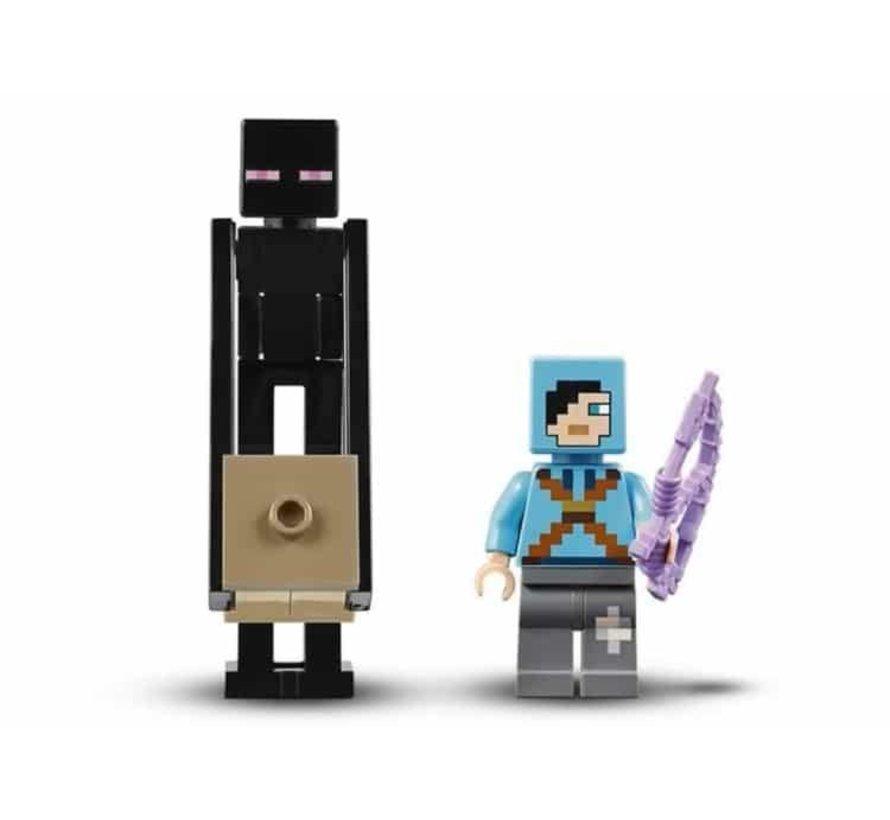 21151 Minecraft Het laatste gevecht