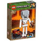 LEGO 21150 Minecraft BigFig skelet met magmakubus