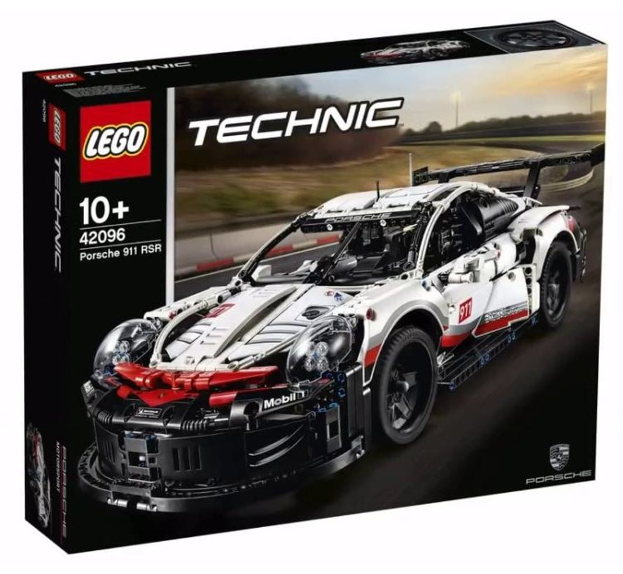 42096 Technic Porsche 911 RSR GTE