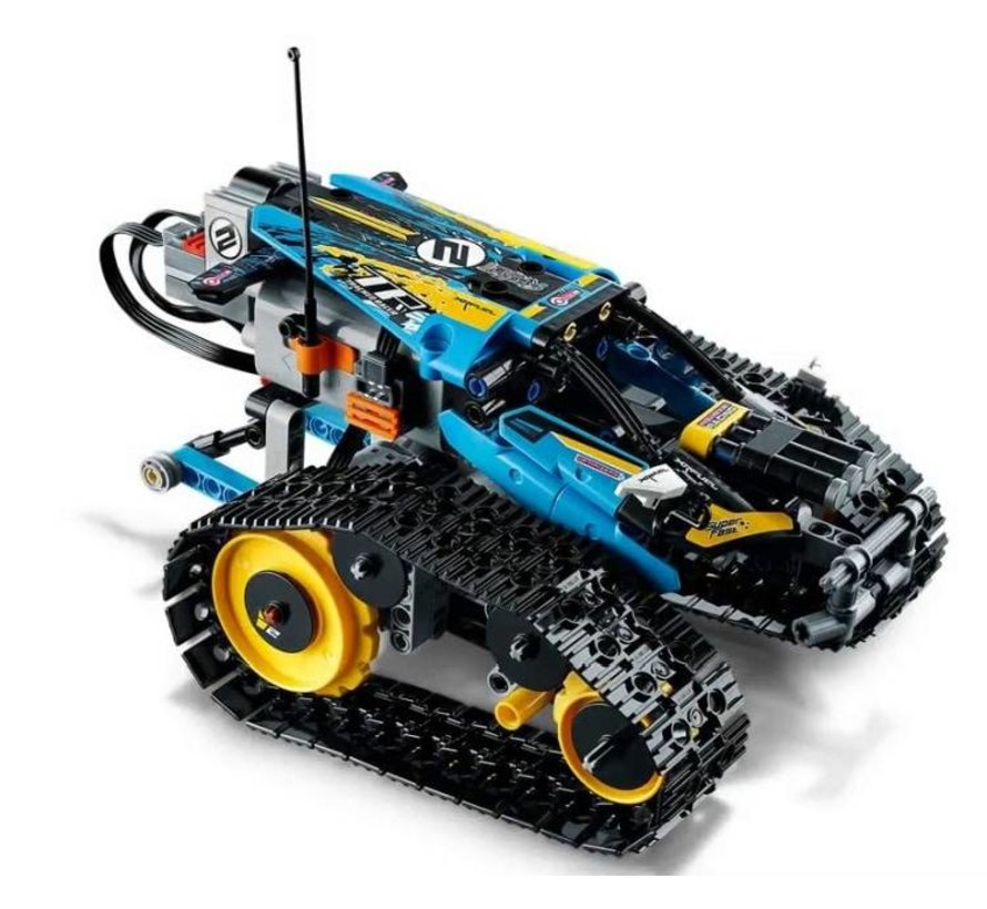 42095 Technic Remote-Controlled Stunt Racer