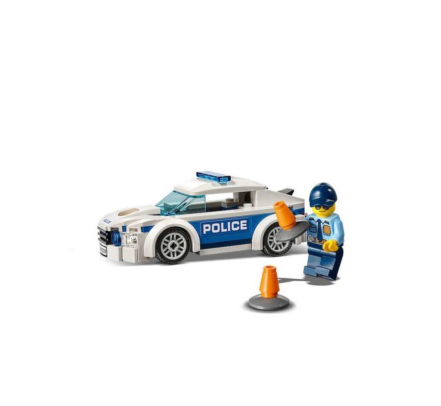 60239 City Politie Patrouille Auto