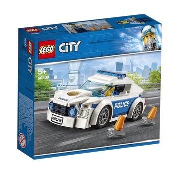 LEGO 60239 City Politie Patrouille Auto
