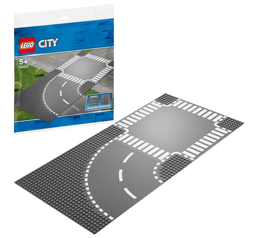 60237 City Bochten en kruising