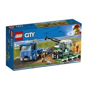 LEGO 60223 City Maaidorser Transport