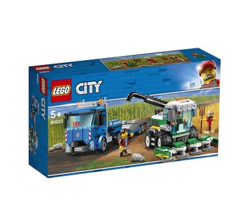 LEGO 60223 City Maaidorser Transport