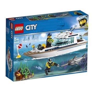 LEGO 60221 City Jacht