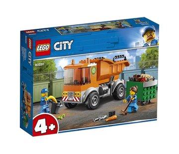 LEGO 60220 City Vuilniswagen