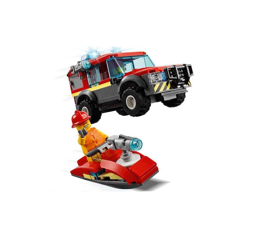 60215 City Brandweerkazerne