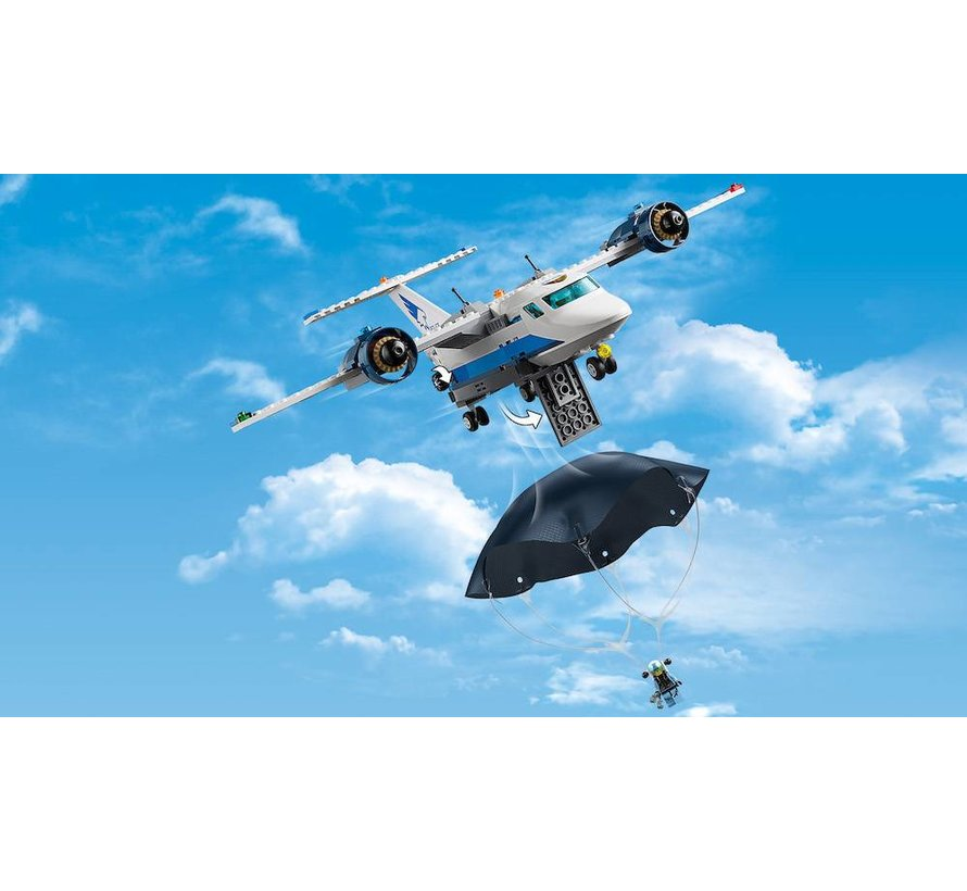 60210 City Luchtpolitie Luchtmachtbasis