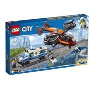 LEGO 60209 City Luchtpolitie Diamontroof