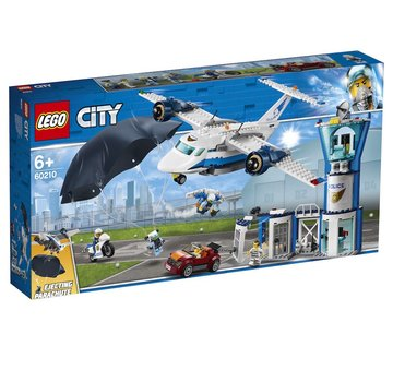 LEGO 60210 City Luchtpolitie Luchtmachtbasis