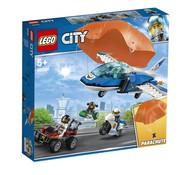 LEGO 60208 City Luchtpolitie Parachute Arrestatie