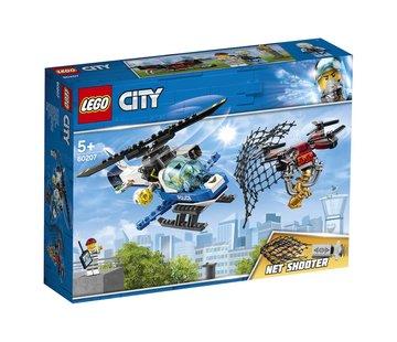 LEGO 60207 City Luchtpolitie Drone Achtervolging