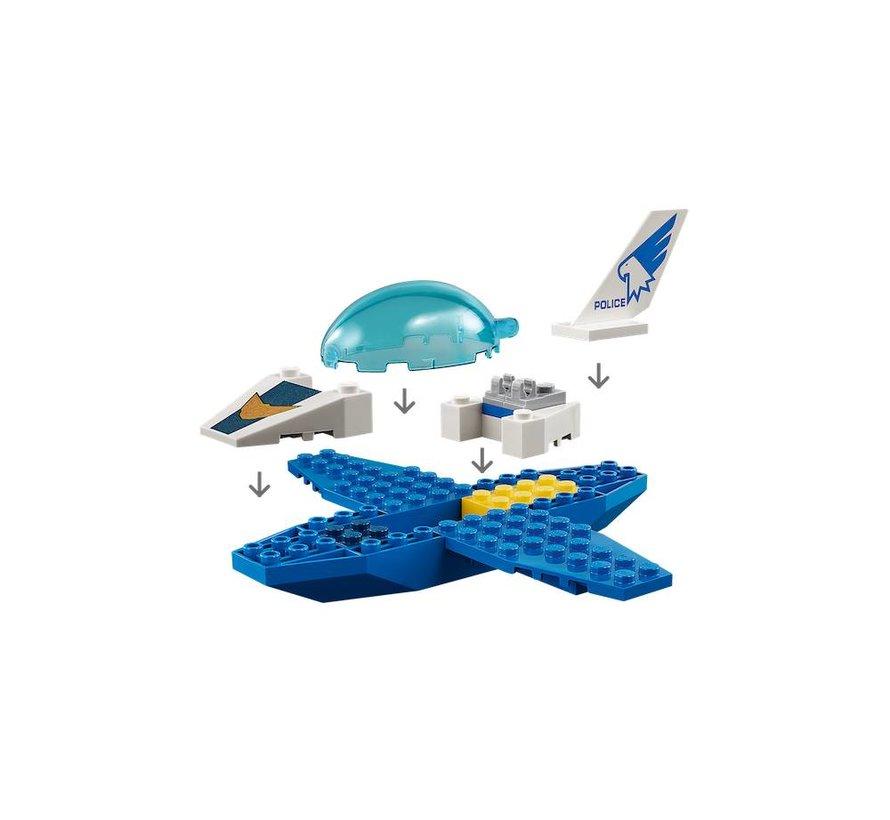 60206 City Luchtpolitie Vliegtuigpatrouille