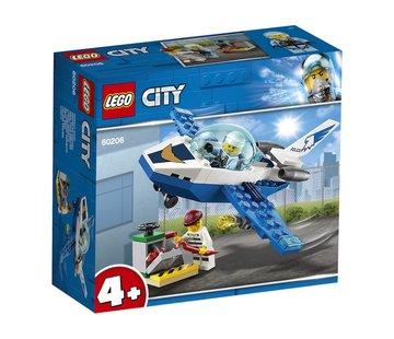LEGO 60206 City Luchtpolitie Vliegtuigpatrouille