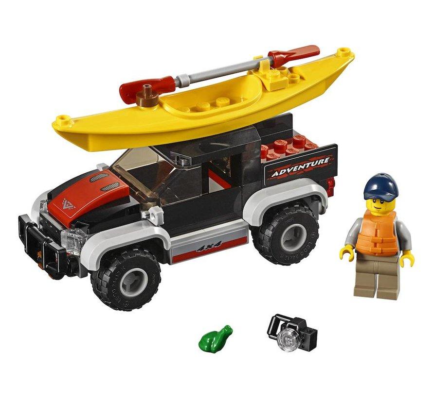 60240 City Kayak Avontuur