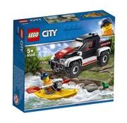 LEGO 60240 City Kayak Avontuur