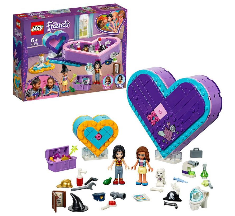 41359 Friends Heart Box Friendship Pack