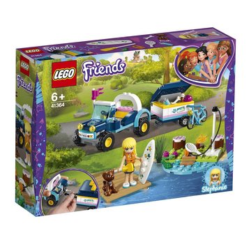 LEGO 41364 Friends Stephanie`s Buggy en Trailer
