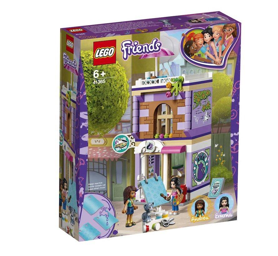 41365 Friends Emma`s Art Studio