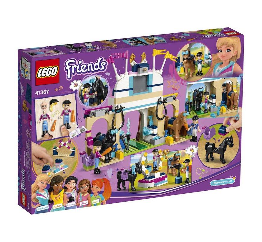 41367 Friends Stephanie`s Paardenconcours