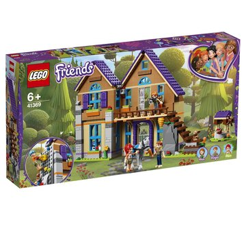 LEGO 41369 Friends Mia`s Huis