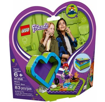 LEGO 41358 Friends Mia`s Heart Box